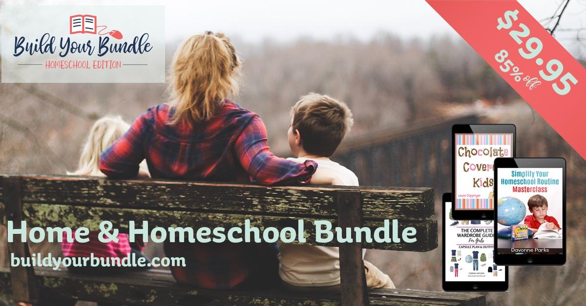 Home and Homeschool Bundle