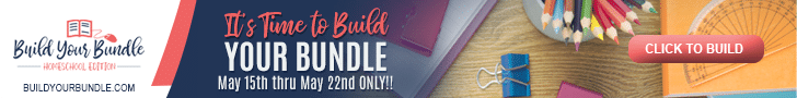 Build Your Bundle - The Biggest Homeschool Curriculum Sale of the Year