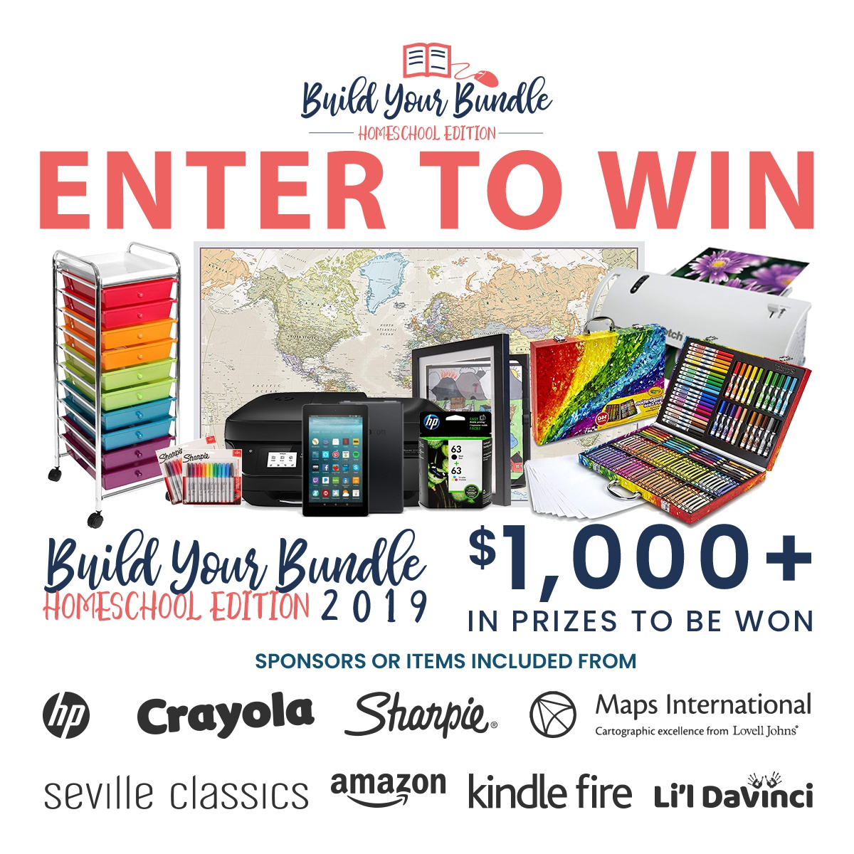 Build Your Bundle Giveaway!