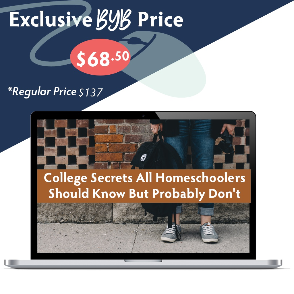 College Secrets Homeschoolers Should Know